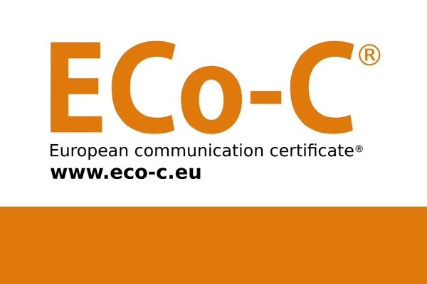 ECo-C Europäisches Kommunikationszertifikat © European Communication Certificate